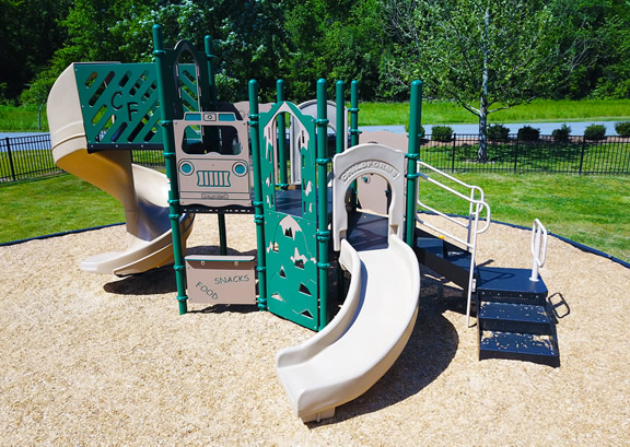 Johnson City Playground Packages
